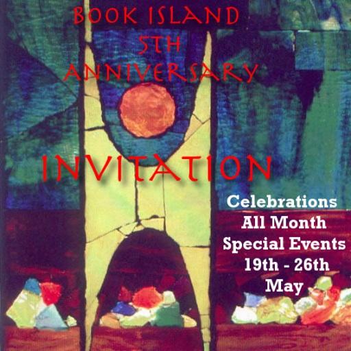 Book island Anniversary