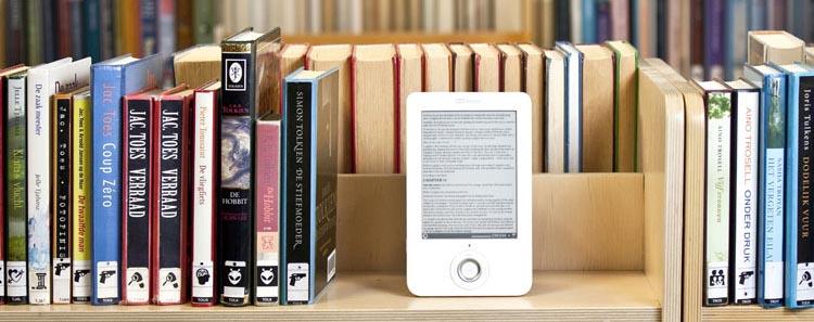 اعارة الكتب الإلكترونية