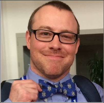 Nicholas Provenzano is a high school English teacher from Michigan. He is also the writer of two books on the use of Evernote in the classroom