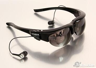 Virtual - reality sunglasses