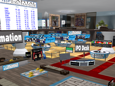 Linden Dollars in Second Life