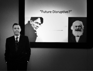 Simon Moores - Disruptive Technologies Preaentation