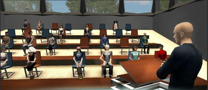 Secondlifeclassroom