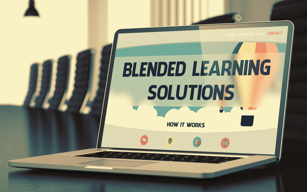 Blinded learning