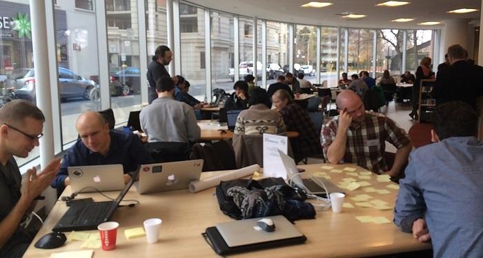 hackathon تورنتو